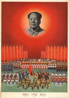 Mao Zedong a creat in China propria variantă a marxism-leninismului. in ciuda unei economii restructurate, statui si partidul guvernant se inspiră in continuare din doctrinele lui Mao.