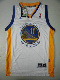 Golden State Warriors New NBA Basketball Jerseys Thompson  11 White 3002  Golden State Warriors 54c04b753