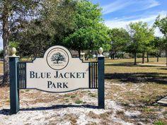 Exploring Blue Jacket Park in Orlando