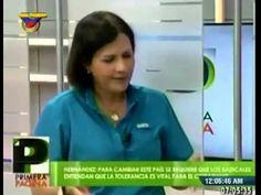 Liliana Hernández confiesa que no se pela Con el Mazo Dando