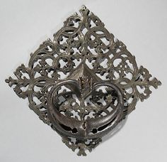 Door Knocker Date: 15th–16th century Culture: European