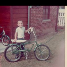 My first bike '69 Huffy Dragster