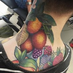 Worked on today, joining into his beautiful back piece by Back Pieces, He's Beautiful, Tattoo Artists, Tattoos, Floral, Color, Instagram, Mussels, Tatuajes