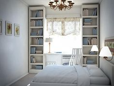 Светлая спальня #rostovondon #interiordesign #bedroom annayashinadesign.com