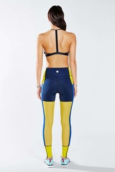 Without Walls Dress Blues High-Waisted Moto Legging - Urban Outfitters