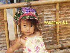 Kids newsboy hat / cap / casquette for girls age2-5 by PAKARAN