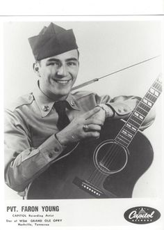 Early Faron Young. #countrymusiclegends