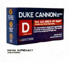 Socks by My Foot Fetish ~ Products ~ DC Big Ass Brick of Soap Smells Like Naval Supremacy ~ Shopify