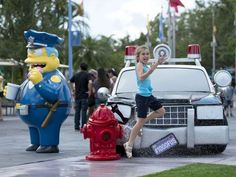 Universal Studios Florida welcomes 'Simpsons' fans to Springfield attraction