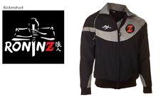 Teamwear Element C1 Jacke schwarz RoninZ Edition