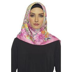 Hijabstore - Angel Lelga Original Scarf 170 Pink