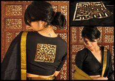 Bhang Saree Collction. Source : https://www.facebook.com/bhang.thestore/.