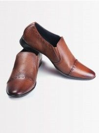 Egoss Formal Brown FO-2712  Shoes