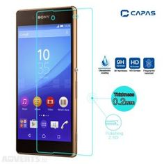 Sony Sony Xperia Z5 Tempered Glass Screen Guard Protector