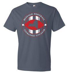 Buffalo Football Seal T-Shirt