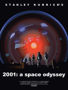 Image result for 2001 a space odyssey movie poster