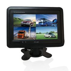 Car LCD Monitor 7 Inch DS-7019