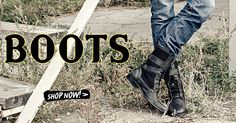 Feel Smart In The Most Exclusive Range Of #Men's #Boots >> http://hytrend.com/men/shoes/boots.html