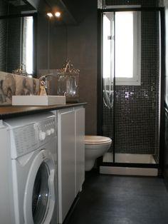salle d 39 eau ou de bain on pinterest 37 pins. Black Bedroom Furniture Sets. Home Design Ideas
