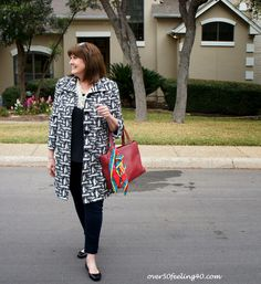 over50feeling40: Fashion Over 50: Building Neutral Foundations #treschicstylebits