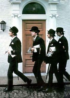 The Beatles by John Launois