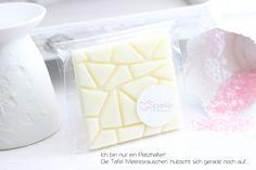 Duftwachs - Sandelholz-Vanille