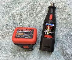 Dremel MultiPro Cordless Model 770 Type 1 - Battery Pack Repair