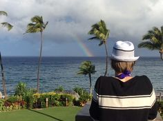 Looking at Rainbow