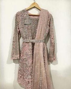 New bridal pakistani lehenga couture week Ideas Kebaya Muslim, Kebaya Hijab, Kebaya Dress, Kebaya Pink, Kebaya Wedding, Muslimah Wedding Dress, Muslim Wedding Dresses, Wedding Dresses For Girls, Wedding Bride