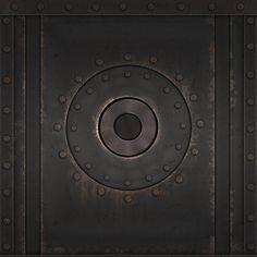 Industrial Metal Panel texture set by studio-skye on DeviantArt