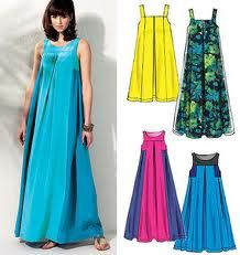 easy sew womens plus size dresses - Google Search