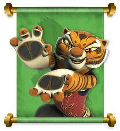 Tigress~Kung Fu Panda