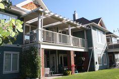 Hybrid Patio Covers in Calgary Calgary, Pergola, Deck, Patio, Mansions, House Styles, Cover, Outdoor Decor, Home Decor