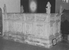 The Tomb of Henry Fitzroy, Duke of Richmond and Somerset. Bastard Son to King Henry VIII and Bessie Blount.
