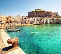 Cefalu, Silicy Italy