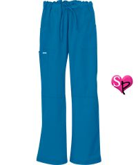 Butter-Soft+Scrubs+by+UA and trade;+Women's+6+Pocket+Cargo+Drawstring+Pant