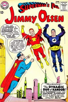 The Superman Fan Podcast: Episode #357 Part I: Superman Family Comic Book Co...