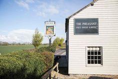 Hotel: The Pheasant Inn, Berkshire | Travel | House & Garden