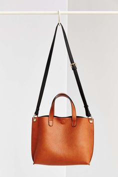 Mini Reversable Tote Bag $44