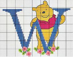 Winnie the Pooh - W