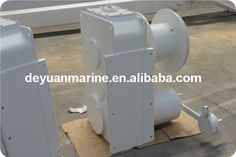 Electrical Lifeboat Winch