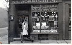Dodworth Road, shop