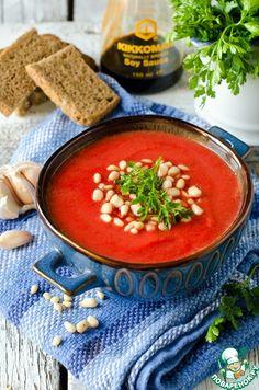 Овощной крем-суп ингредиенты