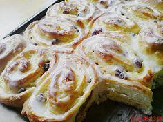 Puddingschnecken - Kuchen 2