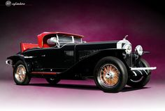 1927 Isotta-Fraschini Tipo 8A Cabriolet by Fleetwood, via 12cylinders.com