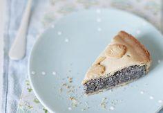 Чадейка - Баскский пирог с маковым заварным кремом