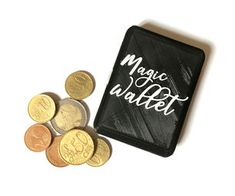 Real Magic Wallet: 12 Steps (with Pictures) Amazing Magic Tricks, Magic Mud, Lego Candy, How To Make Magic, Marble Machine, Melted Plastic, Beer Pong Tables, Candy Dispenser, Modular Origami