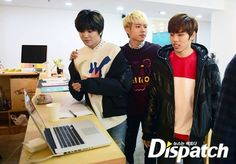 INFINITE SHOWTIME [Dispatch] - #인피니트 Sungjong Woohyun Dongwoo