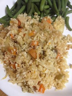 Do you need a good side-dish for your protein star? Do you miss Chinese food after converting to the Paleo lifestyle? This recipe is great ...