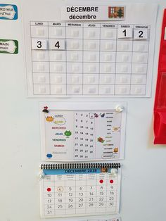 Cycle 1, Petite Section, Classroom Management, Periodic Table, Preschool, Dating, Bullet Journal, Teaching, Blog